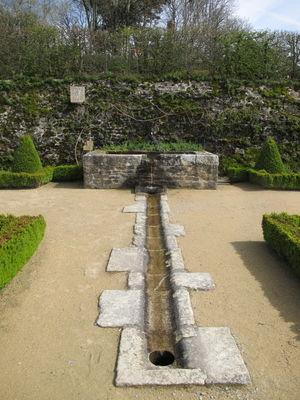Abbaye de Daoulas, Jardin de Simples 2013