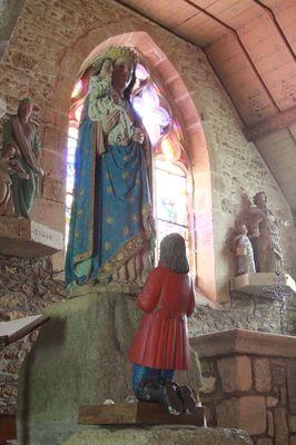 Chapelle ND du Haut -Trédaniel - Moncontour