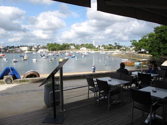 Café du port combrit