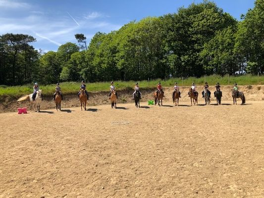 Kurun equitation - PSG - 1