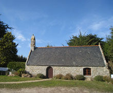 LOCTUDY Chapelle St-Oual