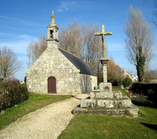 LOCTUDY Chapelle St-Quido