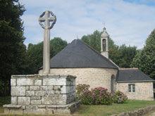 LOCTUDY chapele ND des Croix