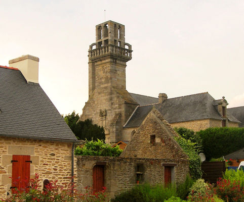 Location - COUAVOUX Laurent - Plonéour - Pays Bigouden - chapelle