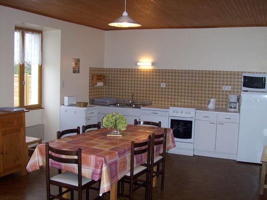 Location - AUTRET Emile - Lesconil - Pays Bigouden - cuisine