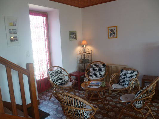 Location - L'HELGOUAC'H Annie - Lesconil - Pays Bigouden - salon