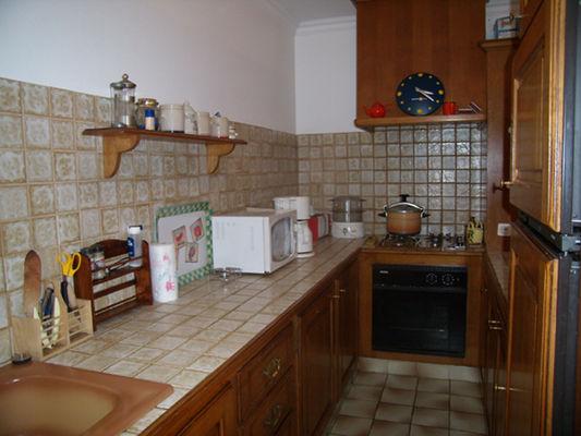 Location - LE CRAS - Lesconil - Pays Bigouden - cuisine
