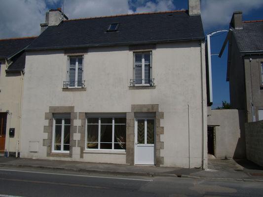 Location - LE GALL Monique - Pont L'Abbé - Pays Bigouden - ext rue