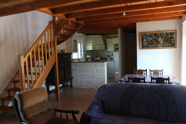 Location - LE PEMP Gilbert - Plomeur - Pays Bigouden - séjour