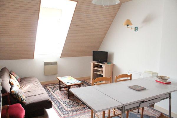 Location - SIGNOR Thérèse - Plomeur - Pays Bigouden- séjour