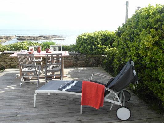 Location M. et Mme YAOUANC - Tréffiagat - Pays Bigouden