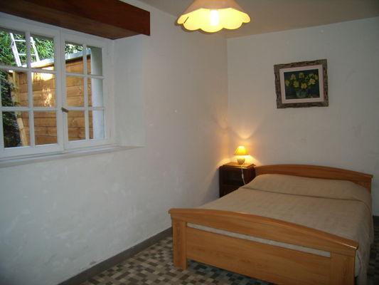 Location JEGO - Sainte-Marine - Pays Bigouden - chambre
