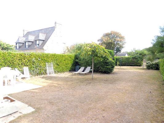 Location LAUDEN jardin Loctudy Pays Bigouden Sud