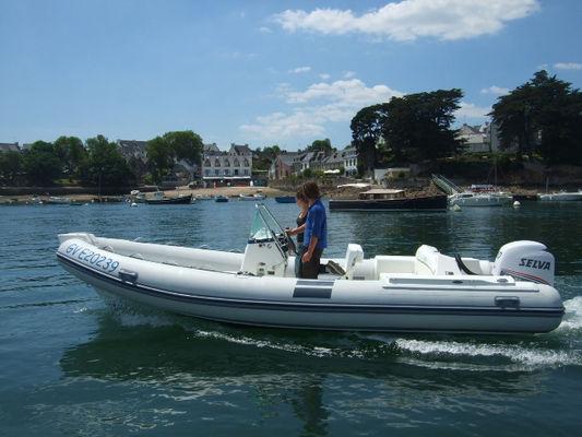 Location bateaux - Tudy marine - Combrit - Pays Bigouden - 1