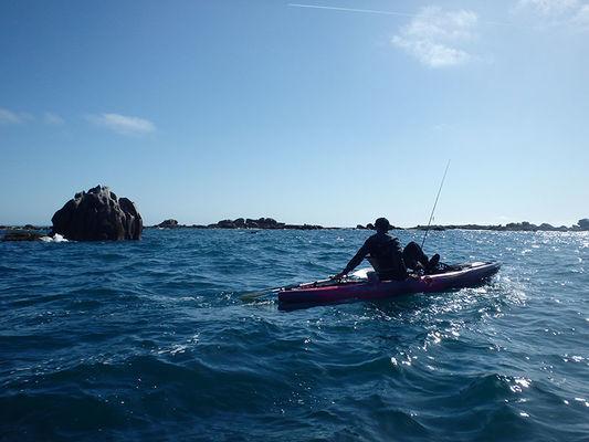 Pêche-Kayak-Finistère---itinérance---Pays-Bigouden