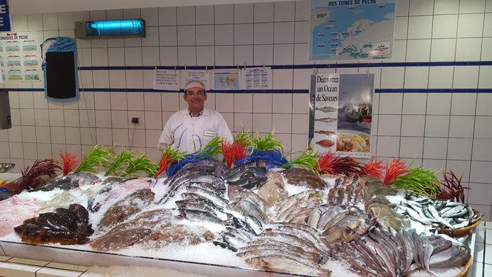 Poissonnerie La Marée du Jour - Guilvinec - Pays Bigouden (1)