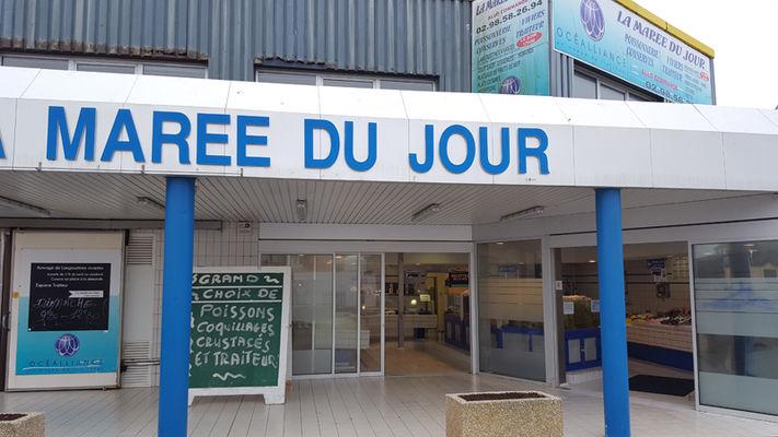 Poissonnerie La Marée du Jour - Guilvinec - Pays Bigouden (5)