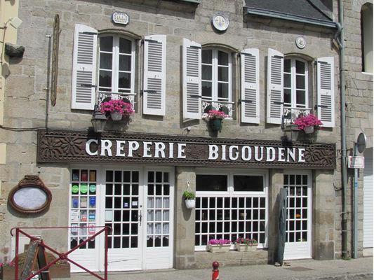 Restaurant - crêperie Bigoudène - Pont-L'Abbé - Pays Bigouden - 1