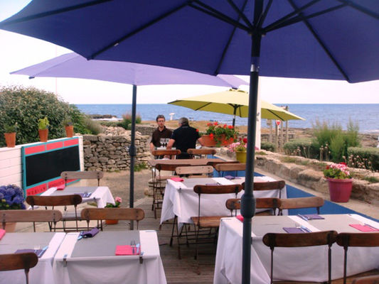Restaurant An Atoll - Le Guilvinec - Pays Bigouden- Finitère  - Bretagne (11)