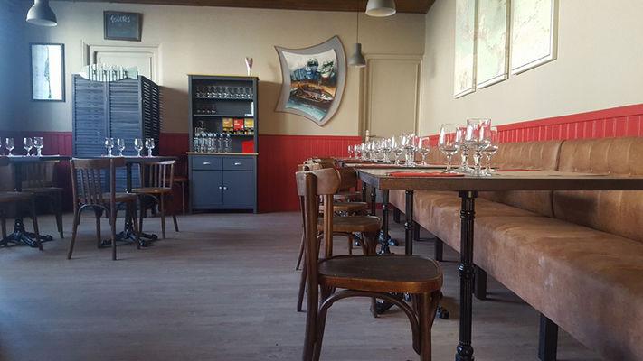 Restaurant Bar à vin Le Petit Bistrot - Guilvinec - Pays Bigouden (1)
