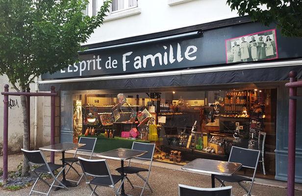 Restaurant L'Esprit de Famille - Pont-l'Abbé - Pays Bigouden - 2