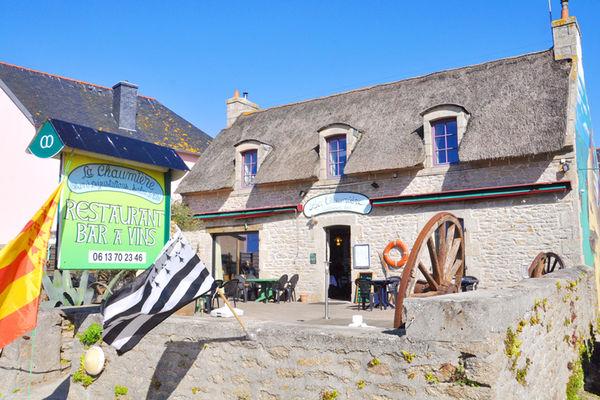 Restaurant La Chaumière - Guilvinec - PAys Bigouden (1)