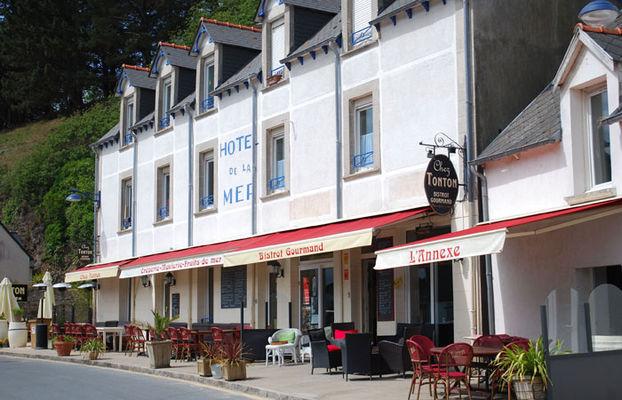 Restaurant chez tonton Bréhéc