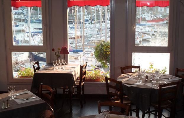 Restaurant quai ouest paimpol
