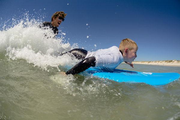 Rise up Surf School 1