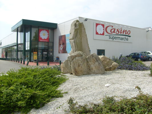 Supermarche Casino - ploneour lanvern