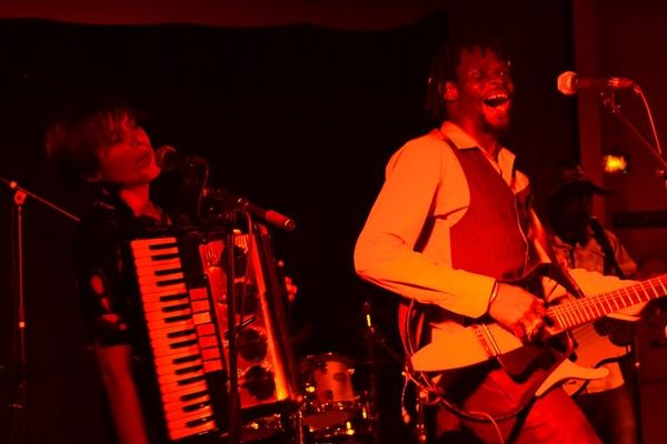 Sora Yaa band - Couleurs pays - Plovan