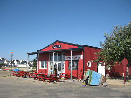 Restaurant Tara Cantine de mer - Lesconil - Pays Bigouden