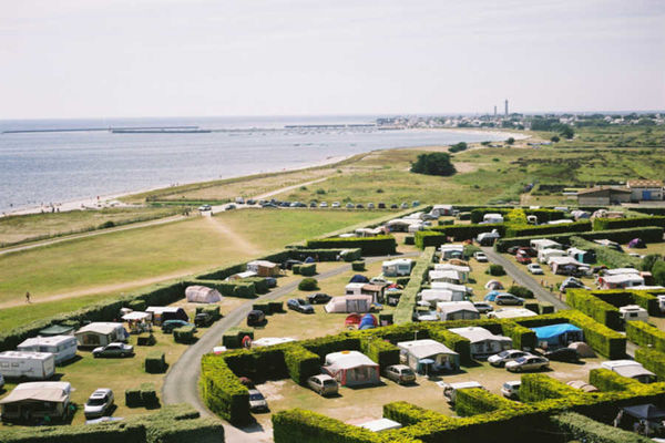 Toul Ar Ster - Camping