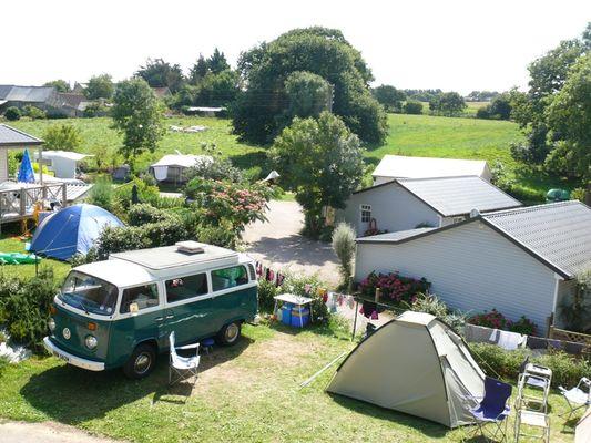 camping la Vallée Erquy