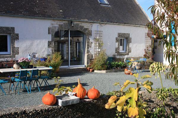 chambres d'hôtes les bulles bleues -ext 2 -Pouldreuizc-Pays Bigouden