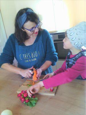 Cours De Cuisine Parent Enfant Mon Bento Japonais Atelier