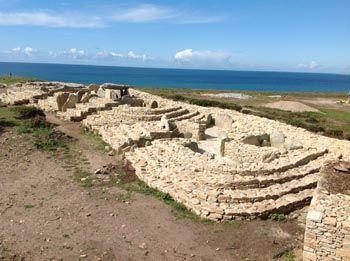 dolmens de la pointe du Souc'h