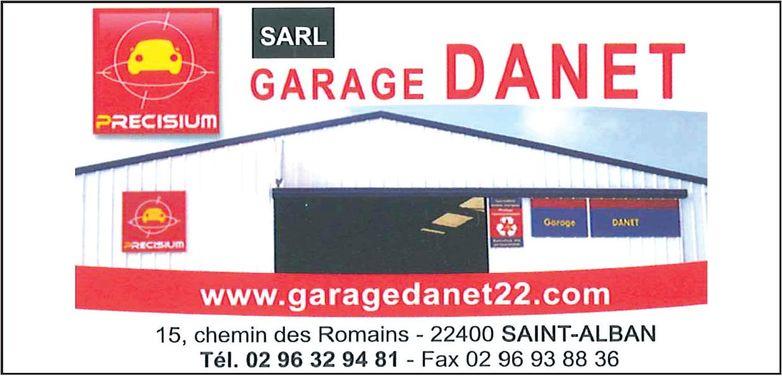 garage danet 2014