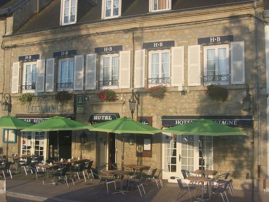 hôtel de Bretagne - Pont-l'Abbé - Pays Bigouden - 1