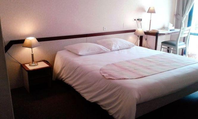 hotel le capricorne-pouldreuizc-_pays bigouden_chambre