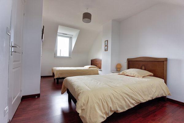 location bontonnou-chbre 2 -Plozevet-Pays Bigouden