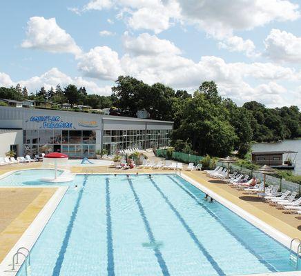 piscine camping pour carte touristique 2015