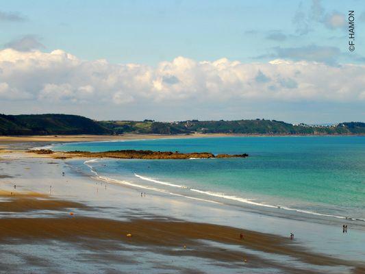 plage de caroual ©F.HAMON
