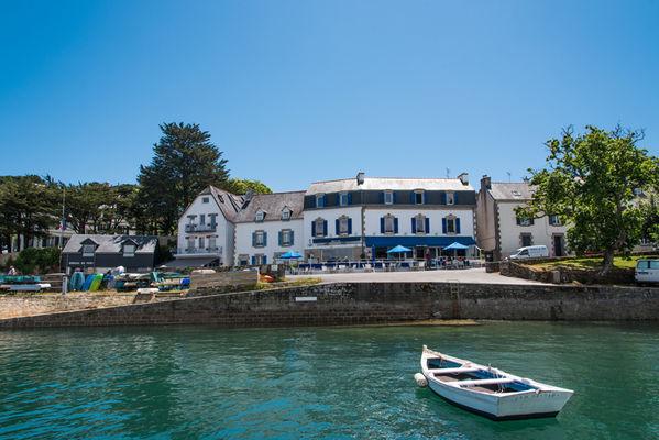 restaurant du bac - sainte-marine - pays bigouden - 1