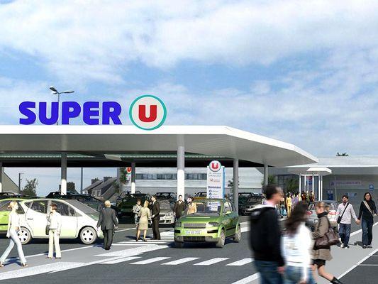 super U -Landudec