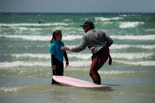 1 Ecole de surf Rise-Up - Plomeur - Pays Bigouden © Martin Vezzer.com