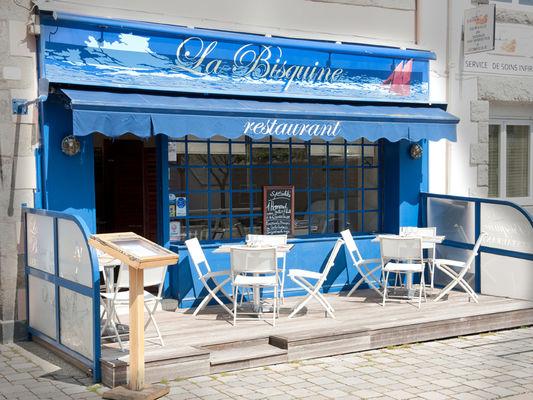 1 Restaurant La Bisquine - Le Guilvinec - Pays Bigouden (2)