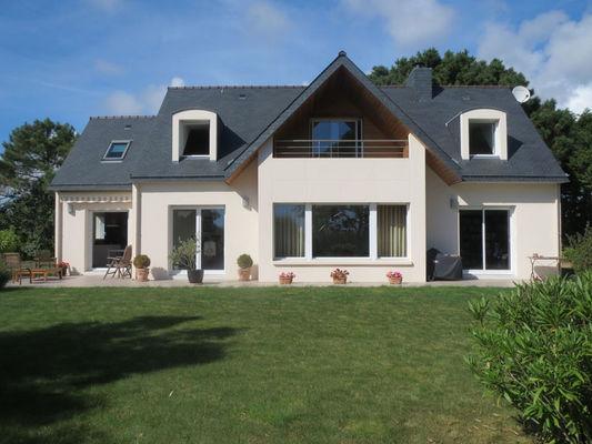 2 Chambres d'hôtes M. et Mme Michel et Marie-Andrée THOMAS - Tréffiagat - Pays Bigouden