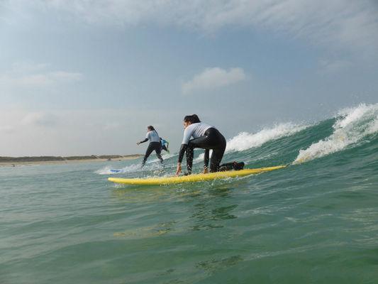 2 Ecole de surf Rise-Up - Plomeur - Pays Bigouden ©Tom Velly