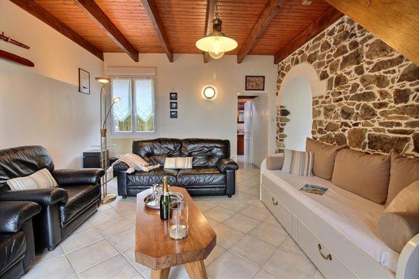 Salon avec accès direct sur jardin 21 m2